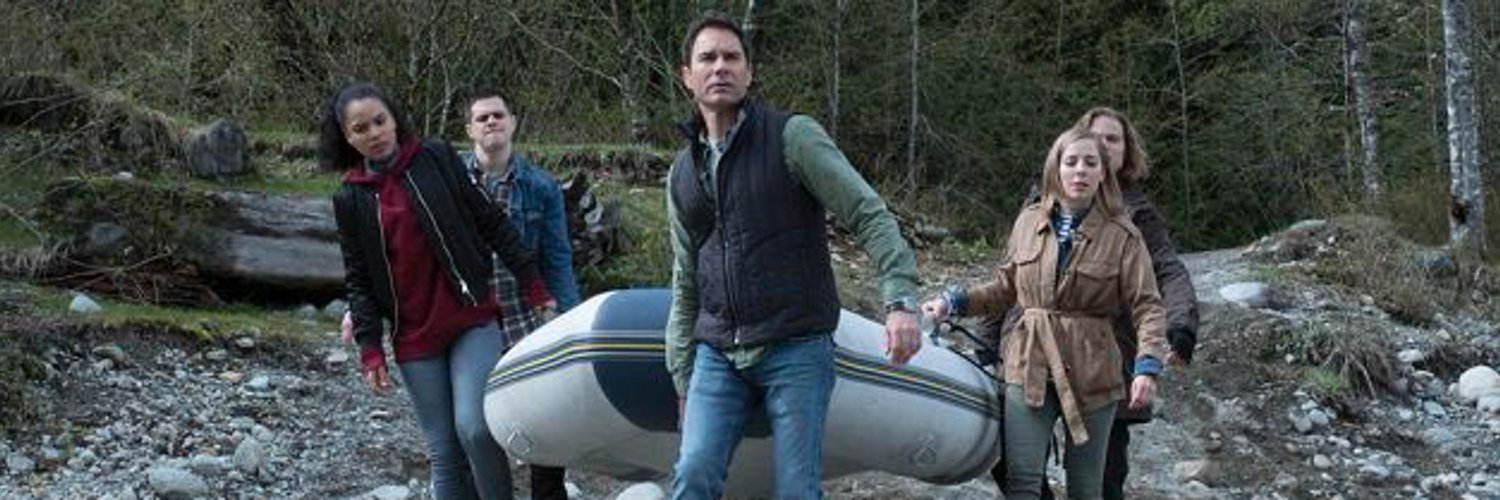 If you haven't binged all 3 seasons of Travelers on Netflix... well, that's what quarantines are for! Only a few W&G eps left! Tune in Thursdays on NBC!