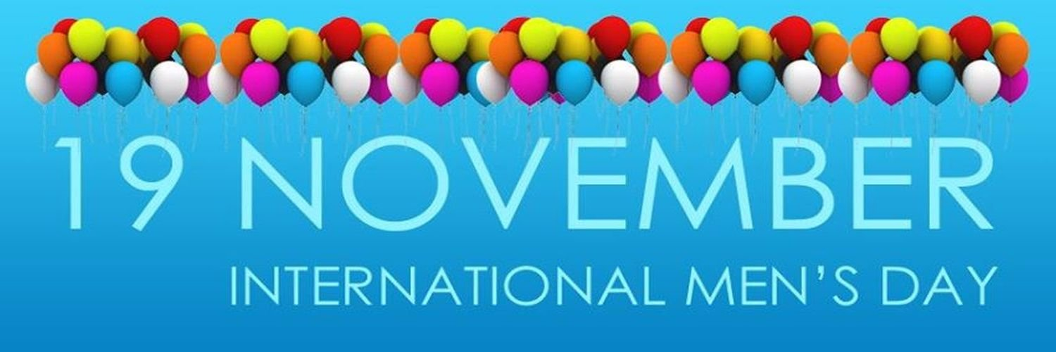 international men's day - 851×315