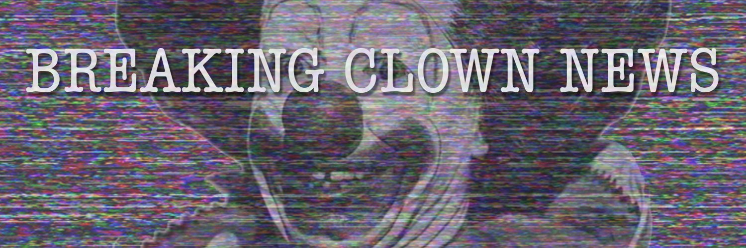Be the first to know when bad things happen to clowns.