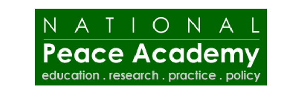 National Peace Academy Banner