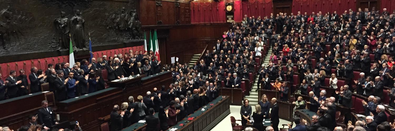On. ANTONINO BOSCO Onorevole of the Chamber of Deputies