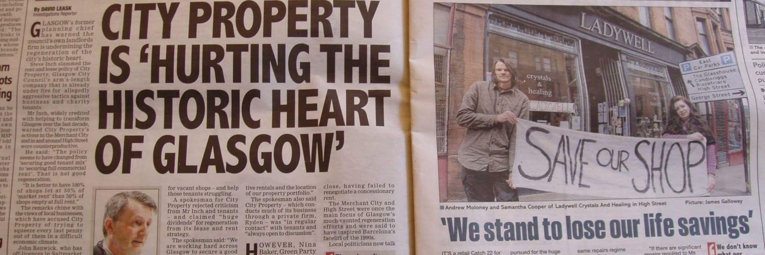 @scottishlabour @FMcAveety @tom_watson @glasgow_labour Evict my shop 4 exposing horrific conditions in rotting… twitter.com/i/web/status/8…