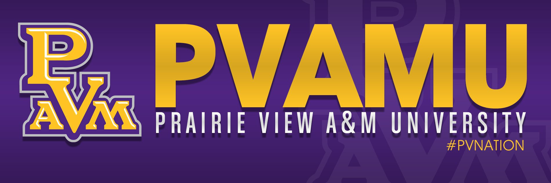 Prairie View A&M University's official Twitter account