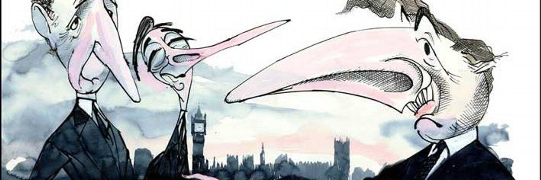Sir Humphrey (@pinstripedline) on Twitter banner 2012-02-05 15:00:23