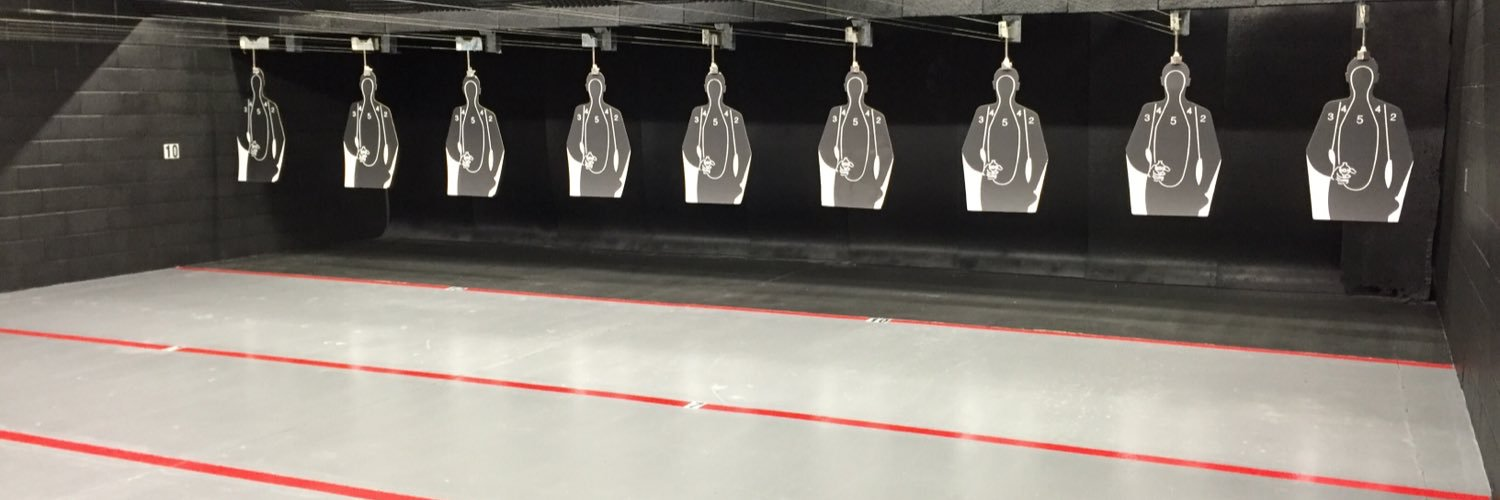 Gun range builder gunrangebuilder twitter for Indoor shooting range design uk