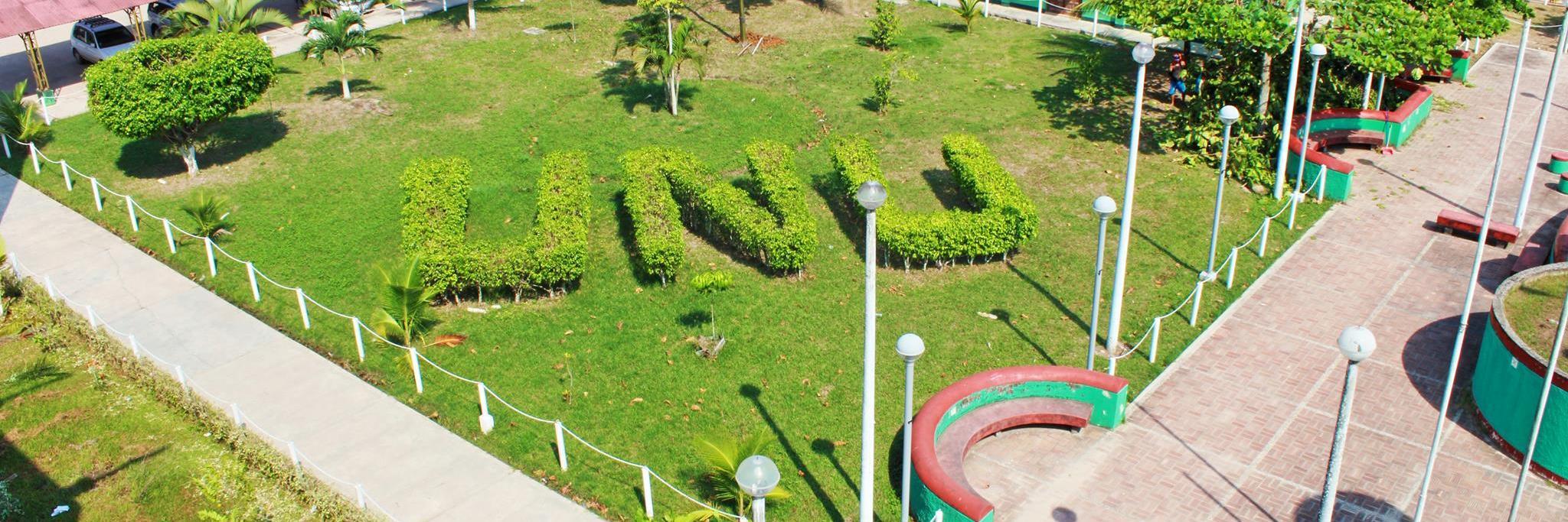 Universidad Nacional de Ucayali's official Twitter account
