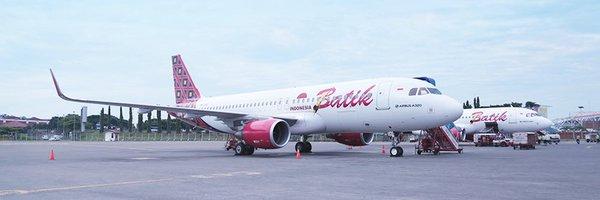 Batik Air Profile Banner