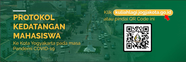 Universitas Kristen Duta Wacana's official Twitter account