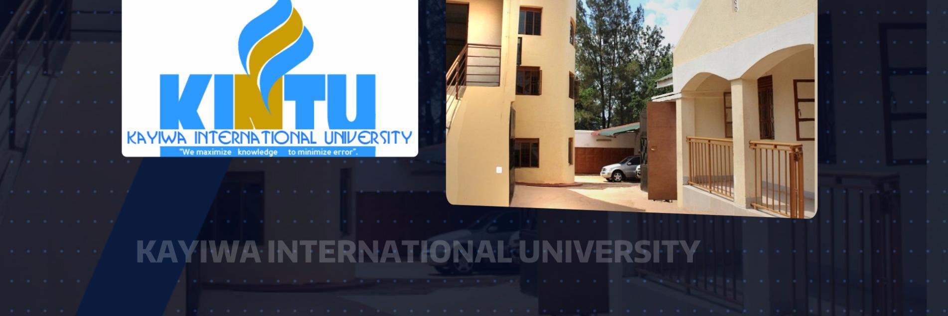 Kayiwa International University's official Twitter account