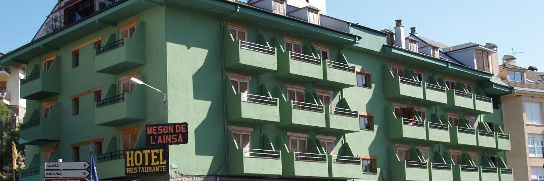 hotel meson espanol: