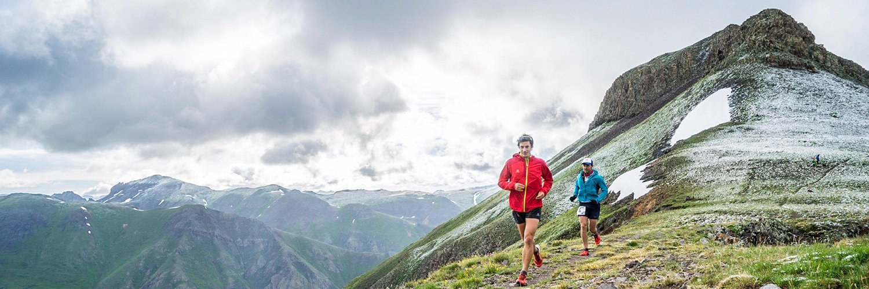 Hardrock Hundred Endurance Run in unutterably gorgeous San Juan mountains, Colorado.