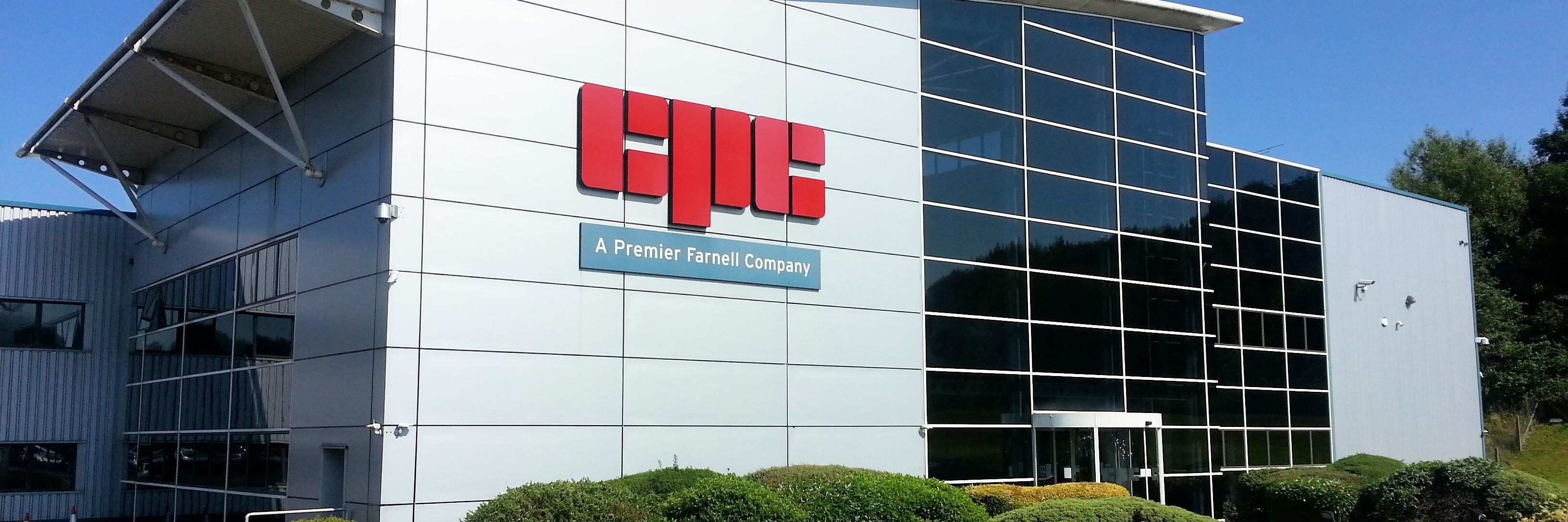 CPC Farnell Trade Counter