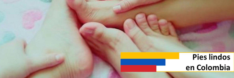pies de colombianas