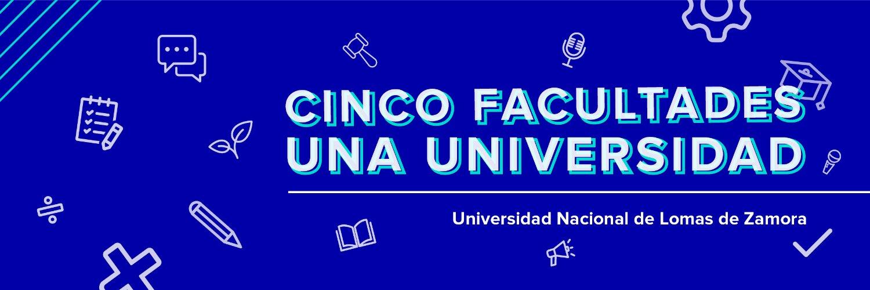 Universidad Nacional de Lomas de Zamora's official Twitter account