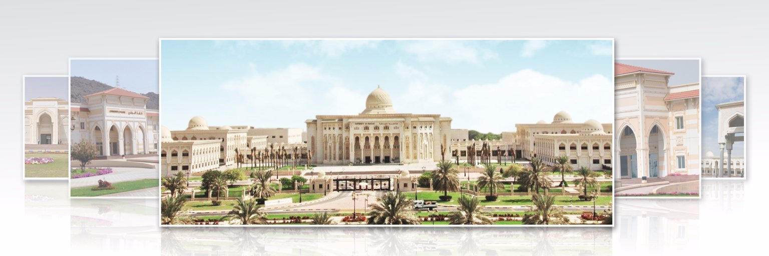 University of Sharjah's official Twitter account