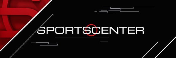 SportsCenter Profile Banner