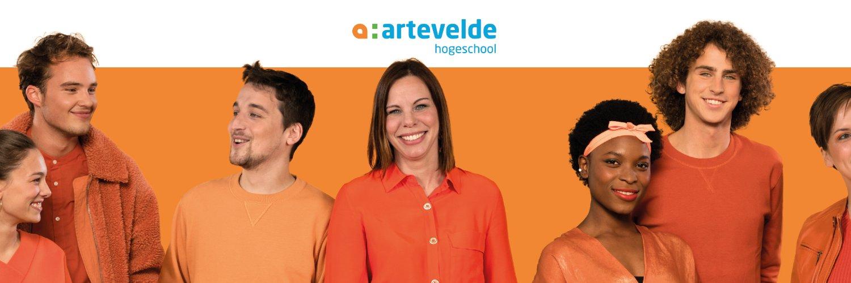 Arteveldehogeschool's official Twitter account