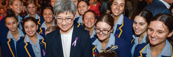 Senator Penny Wong Profile Banner
