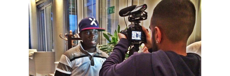 Emmanuel Agyemang-Badu. Ghana midfielder #TeamEAB