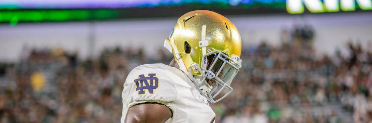 Today, in just three years, I became a proud graduate of the University of Notre Dame. ☘️ #Blessed🙏🏿 https://t.co/csA717tPFH