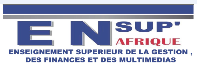 Ensup Afrique's official Twitter account