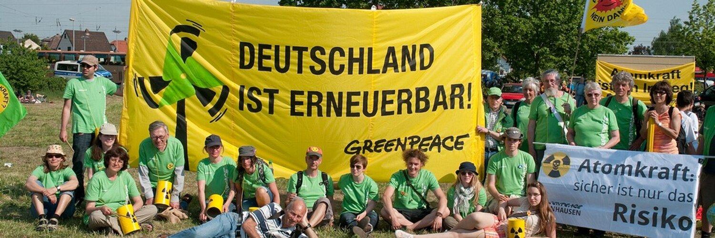 Greenpeace Frankfurt