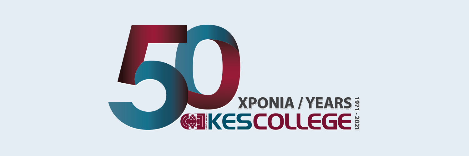 KES College's official Twitter account