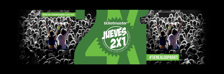 Ticketmaster Mx
