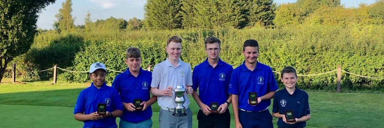 14yr National Young Ambassador England Golf & Golf foundation. Anti-bullying Ambassador, u14 Bedfordshire county player. 2020 Jr Vice captain.