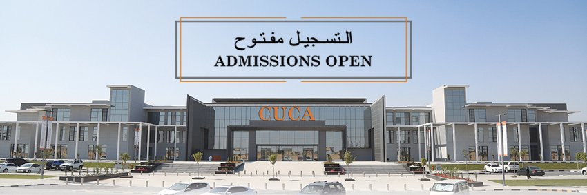 City University College of Ajman's official Twitter account