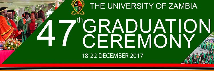 University of Zambia's official Twitter account