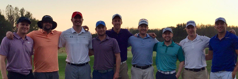 From the STL, live in FL. Professional golfer guy. Go Duke!