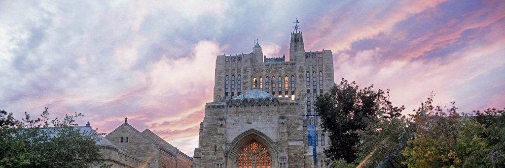 Yale University's official Twitter account