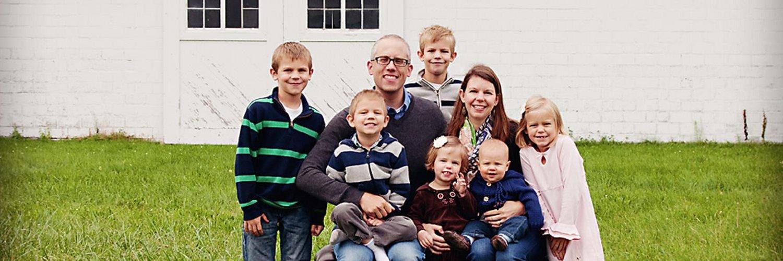 Famille de Kevin deYoung auteur du livre Croire Dieu sur Parole