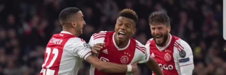 @JeroenTP5 @ScoutSjoerd Echt? Omdat Ajax niet speelt heb ik me er totaal niet in verdiept.