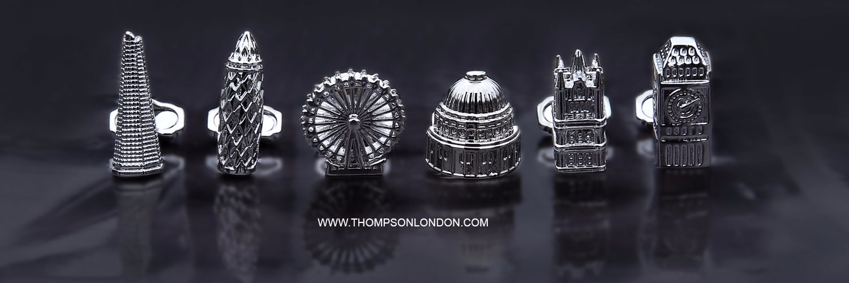 thompson cufflinks