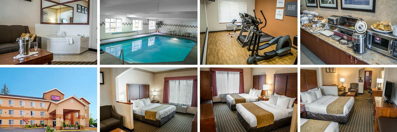 Comfort Suites SW