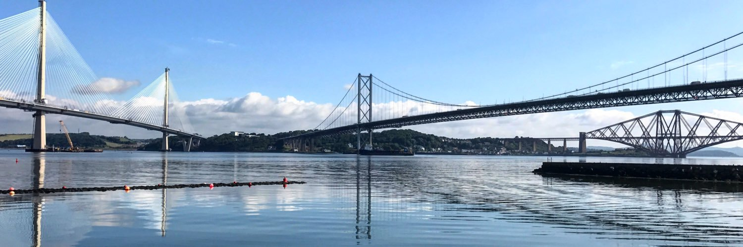 Forth Bridges & Inchcolm Island sightseeing boat trips. Wildlife spotting. Evening music cruises. Family-run business with 30 years experience. #maidadventures