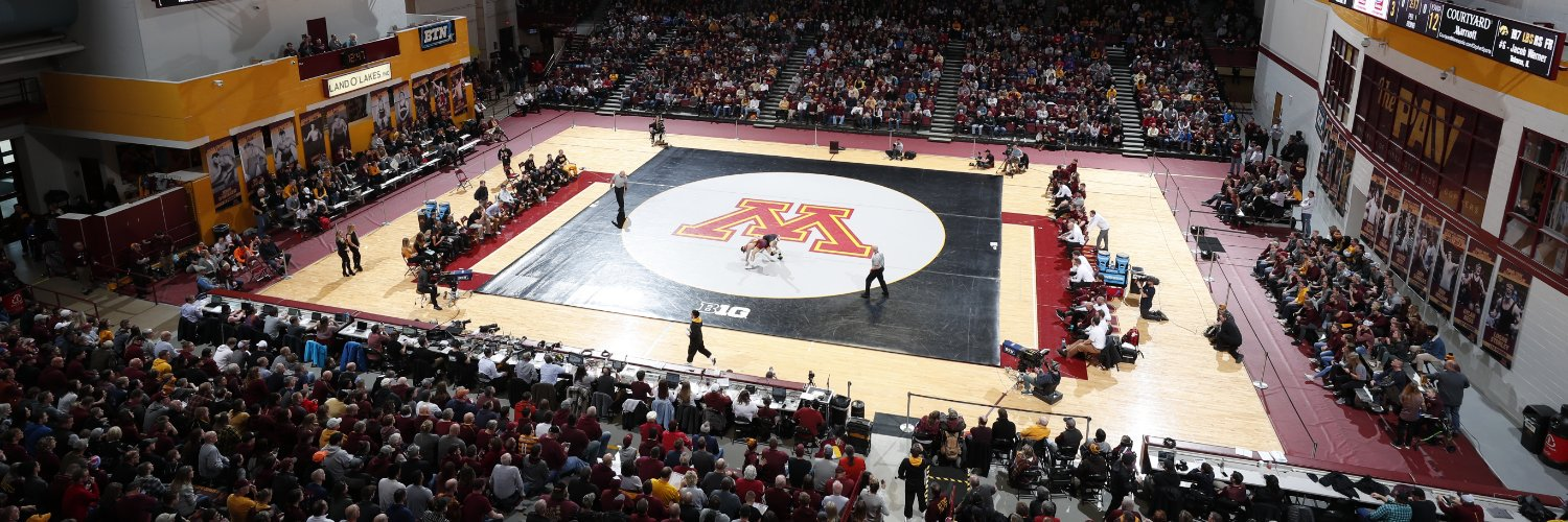 After yesterday's workout @trackwrestling sat down with Logan Storley (@storleystorm) to chat about the #Gophers, h… https://t.co/JuMkV0BJw8
