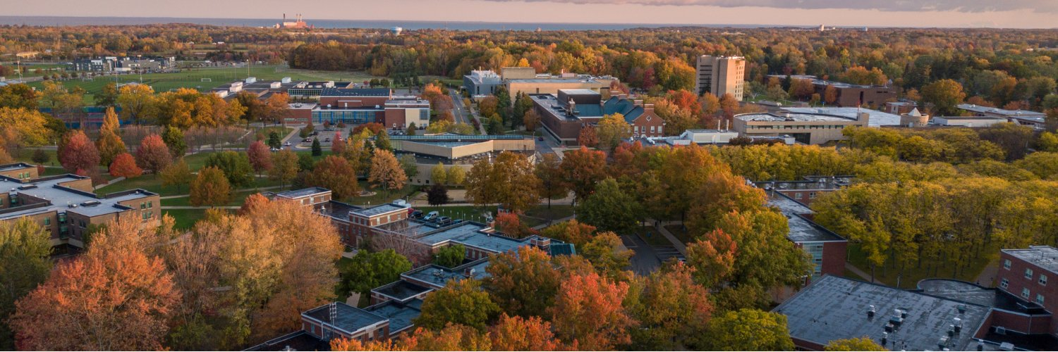 State University of New York at Fredonia's official Twitter account