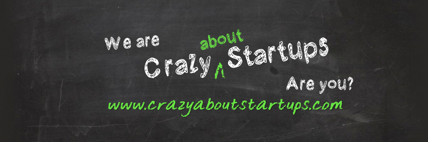 Crazy about Startups cover image
