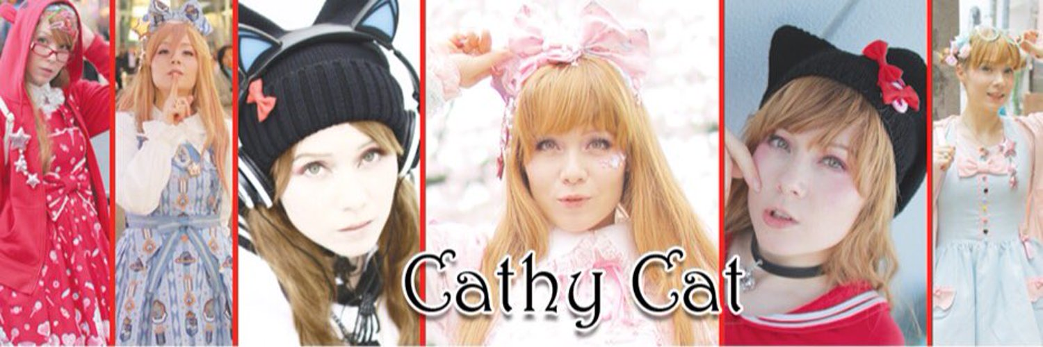 JAPANESE FASHIONISTA, REPORTER, JVLOGGER. BE MY KITTEN, FOLLOW ME! ☆ タレント, レポーター、原宿ファッション好きなドイツ人☆ 🇯🇵🇩🇪🇬🇧 cathy-cat.com