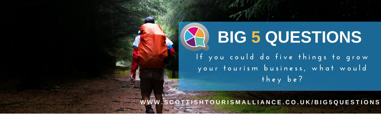 Scottish Tourism Alliance -Chief Executive
