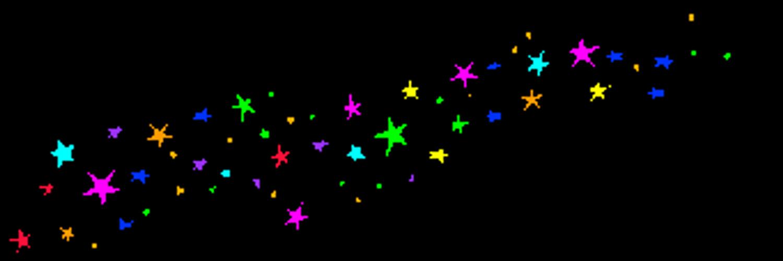 Картинки звездочка анимация на прозрачном фоне