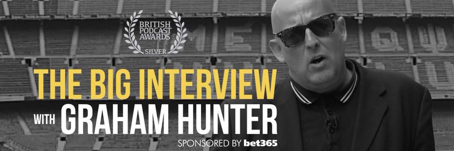 Liked Spain so much I bought the company. Views personal. Go to grahamhunter.tv and sign up/subscribe to support The Big Interview @ghpodcast