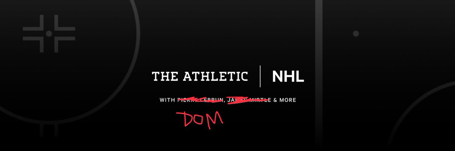 dom at the athletic (@domluszczyszyn) on Twitter banner 2009-08-28 03:06:14