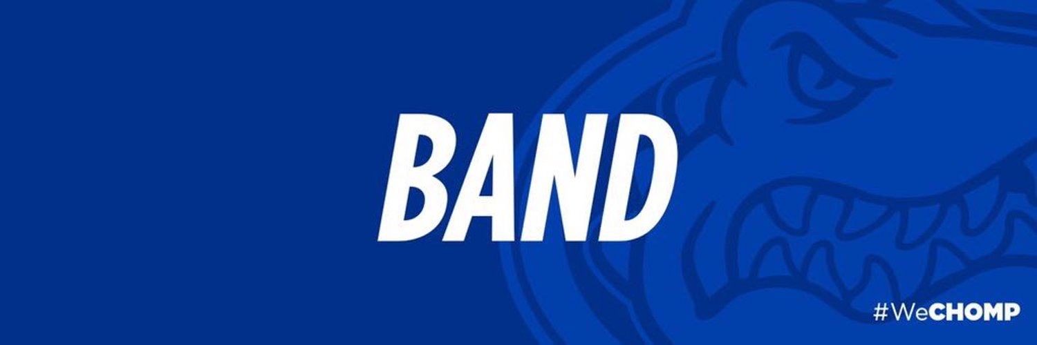 The official Twitter account for the University of Florida Gator Marching Band. Go Gators🐊