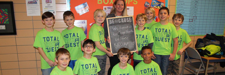 Fourth Grade Teacher, Churchill Elementary, Mona Shores Public Schools