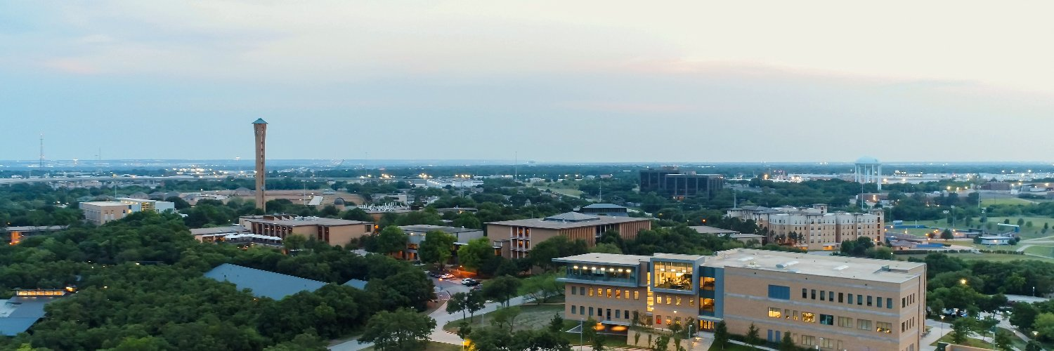 University of Dallas's official Twitter account