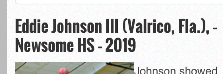 Newsome High School, 2019, #33